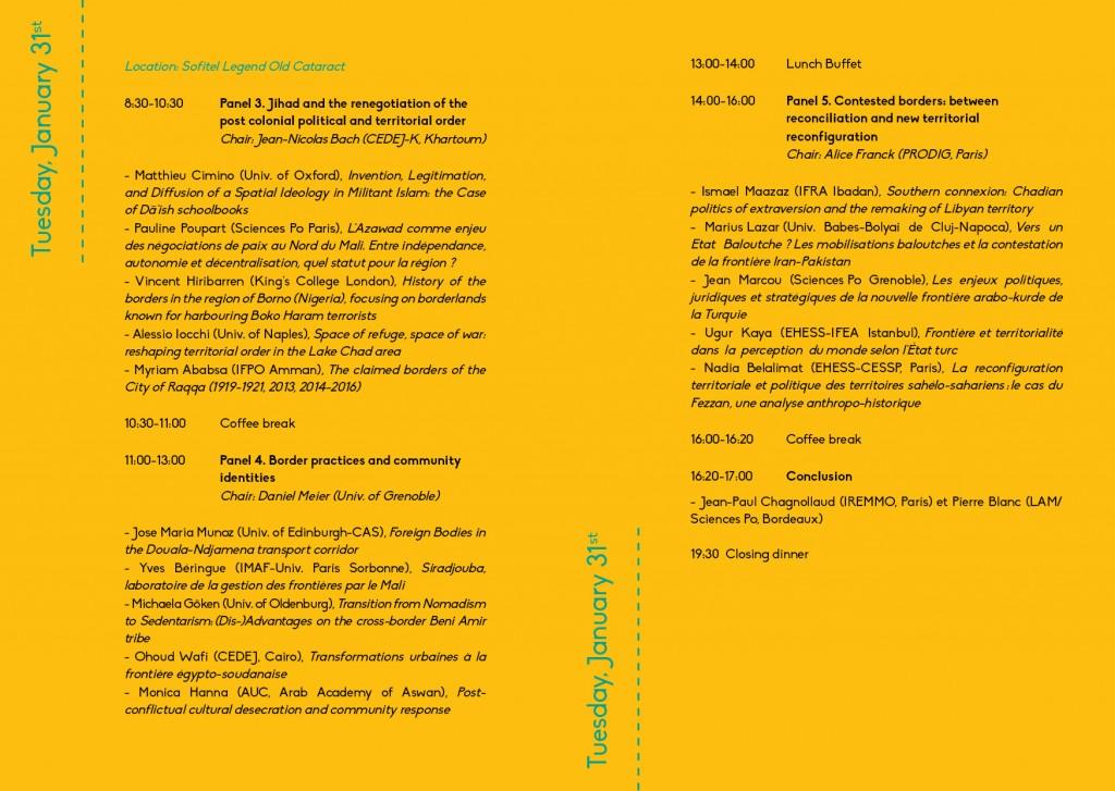 Programme Frontières web2
